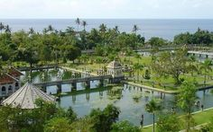 Taman Ujung or Ujung Water Palace is a well known tourist destination which also often choosen by photographer and couple as place for a prewedding photo shoot... located in Karangasem, Bali only 30 minutes from The Watergarden Hotel & Spa... Image courtesy to swaratours Www.watergardenhotel.com #Bali #candidasa #karangasem #balinesia #travelling #travel #traveller #travelblogger #wanderer #holiday #vacation #travelgram #palace #beautifulplaces