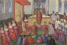 A Missa segundo São Justino