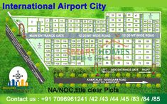 1 Real, Green Fields, Smart City, Phase 2, Real Estate Development, International Airport, Smart Home, Investing, India