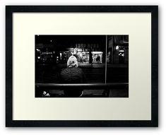 #photography #photo #art #print #artprint #streetphotography #streetphoto #bw #blackandwhite #street #frame #framedprint #findyourthing #photographs #artforsale #wallar #night #prague #czechia #czechrepublic #boy #tramstop #alone #hide #stars #city #urban #citylife #nightcity #wait