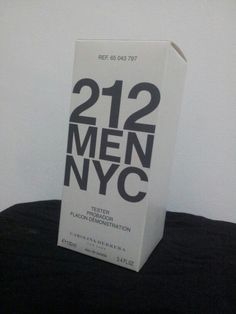 Carolina Herrera 212 Men Perfume 100ml (Tester version) @ RM230 now. Stock is limited.  Original and authentic perfume. I don't sell immitation.   Interested, head on straight to www.alltimeapparel.com or contact me directly.