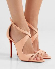 CHRISTIAN LOUBOUTIN Malefissima patent-leather sandals | Buy ➜ https://shoespost.com/christian-louboutin-malefissima-patent-leather-sandals/