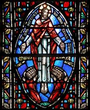 Grace Cathedral - Gospel in Glass