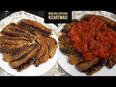 Mısır Unlu Patlıcan Kızartması Tarifi - Hülya Ketenci - Yemek Tarifleri - YouTube