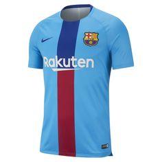 0e048143271c Dri-FIT FC Barcelona Squad Men s Short-Sleeve Graphic Soccer Top