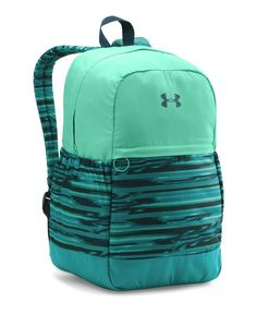 Under Armour Girls' Favorite Backpack >>> A special outdoor item just for you. Green Backpacks, Cool Backpacks, Sports Backpacks, Under Armour Tenis, Cute Backpacks For School, Backpacks For Girls, Mochila Adidas, Under Armour Backpack, Diaper Bag