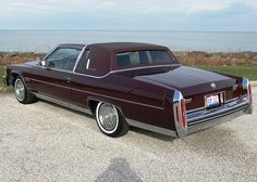 1983 Cadillac Fleetwood Brougham coupe  by That Hartford Guy, via Flickr