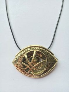The Eye Of Agamotto Doctor Strange Necklace