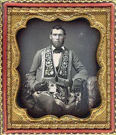 (c.1840s-50s) Odd Fellows Member