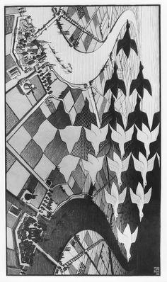 M.C Escher - Google Search