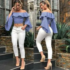 Best Summer Fashion Part 2 Girl Fashion, Fashion Dresses, Fashion Looks, Womens Fashion, Paris Fashion, Fashion News, Cool Outfits, Summer Outfits, Casual Outfits