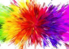 """Entdeckungsreise zu den Farben und ihre Wirkung auf unsere Gefühle und Verstand Farben spielen eine wichtige Rolle in unserem Leben und haben eine Wirkung auf uns, sie können uns begeistern, berühren und haben einen Einfluss auf unsere Seele. Farben sind immer subjektive, individuelle Sinneseindrücke (vgl. Farbenlehre easy, Monika Reske, S. 4). """"Farbe"""" ist ein komplexer Begriff und Menschen erforschen schon lange #Farbpsychologie Original Wallpaper, Iphone Wallpaper, Rainbow Wallpaper, Fantasy Background, Spiritus, Happy Holi, Color Psychology, Background Pictures, Art Portfolio"""