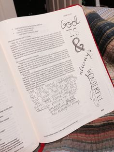 Journaling Bible | Job
