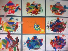 Nursery rhymes : I'm a little teapot collaborative craft