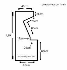 Resultado de imagem para medidas de um fliperama