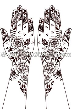 This page provides Mehandi Designs with title Arabic Mehandi 4 for Indian festivals. Arabic Mehndi designs are also popular among Indian women. Mehandi Designs Easy, Full Mehndi Designs, Modern Henna Designs, Mehandi Design For Hand, Palm Mehndi Design, Simple Arabic Mehndi Designs, Indian Mehndi Designs, Mehndi Designs For Beginners, Lace Tattoo Design