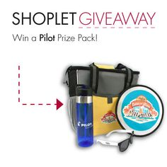 #WIN A Pilot Pen Prize Pack! To enter: Repin, Follow and comment on our blog about your fave outdoor activity! #GIVEAWAY