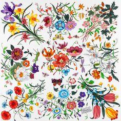 gucci floral print - Поиск в Google