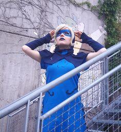 Godtier Roxy Lalonde cosplay Homestuck