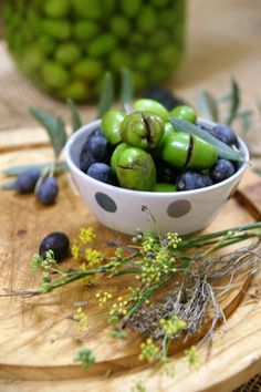 Olives / Olives o aulives trencades