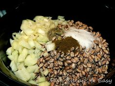 Peachtree Cooking: Homemade Refried Beans