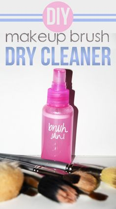 Quick everyday brush sanitizer!