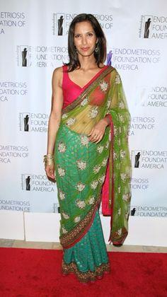 Padma Lakshmi wows at Blossom Ball