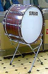 rental bass drum yamaha 28inch