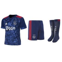 Ajax minikit uit kids 2017-2018 | Ajax shop