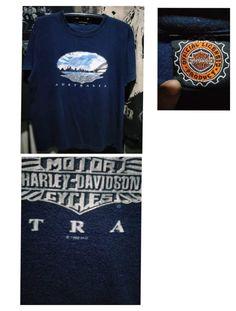 Harley Davidson Australia 1999HD อก19.5/ยาว26 ตะเข็บคุ่บน-ล่าง ไม่ข้าง ตอก1999HD 🆙🙏Price 700 baht 🔥Free Shipping🔥 Harley Davidson Australia, Mens Tops, T Shirt, Fashion, Supreme T Shirt, Moda, Tee, Fashion Styles, T Shirts