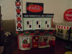 Coca Cola WKOK radio station from Town Square collection 2003