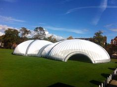 Fluid Scarab inflatable structure.  #EvolutionDome #inflatablestructure #temporaraystructure #eventvenue #AllWeather #FestivalTent #FestivalMarquee #EventSpace #EventStructure #ExhibitionVenue #OutdoorEvent #WeddingMarquee #EventPlanning #EventIndustry #EventProduction #EventIdeas