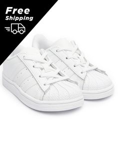 SUPERSTAR INFANT SNEAKERS (5-10) Boys Baby Sneakers, Adidas Sneakers, Boy Shoes, Adidas Stan Smith, Superstar, Kids Footwear, Infant, Boys, Fashion