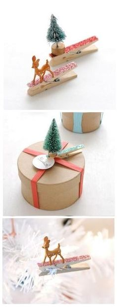 christmas. Maybe make polymer clay figures and then attach to the clothes pins. Could they be used as ornaments??
