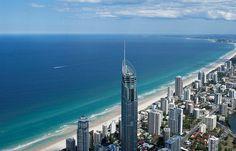 Gold Coast, Australia - I lived here for a year.