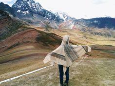 Travel Peru: Atop Rainbow Mountain