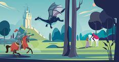 A Fairytale illustration by Jasmijn Solange Evans Fairytale, Evans, Illustrations, Design, Decor, Fairy Tail, Fairytail, Decoration, Fairy Tales