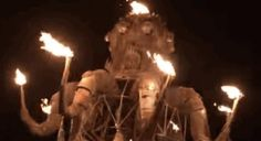 Fantastical Art From This Year's Burning Man