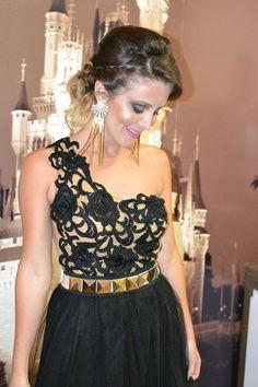vestido festa Patrícia Bonaldi inspired