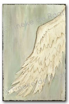 """Tineke de Raat: """"Veilig onder Zijn vleugels"""""""
