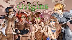 Origins: Virtual Pets, Fae Avatars & BBQ project video thumbnail