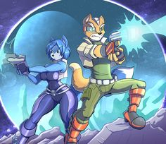 Explore the Star Fox Artwork collection - the favourite images chosen by NaterRang on DeviantArt. Fox Mccloud, Star Fox, Fox Girl, Furry Drawing, Cartoon Characters, Fictional Characters, Furry Art, Game Character, Beautiful Creatures