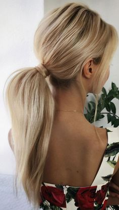 wedding hairstyles ponytail 53 Best Ponytail Hairstyles { Low and High Ponytails } To Inspire , hairstyles Prom hairstyle, easy ponytails, puff ponytails Easy Formal Hairstyles, High Ponytail Hairstyles, Wedding Hairstyles, Straight Hairstyles For Prom, Hairdos, Updos, Simple Ponytails, High Ponytails, Bridesmaid Hair