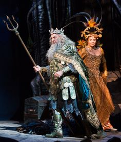 The Metropolitan Opera Revives 'The Enchanted Island' - NYTimes.com