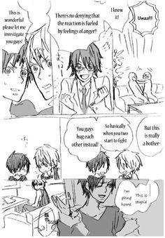 14-37 Shizuo to Izaya ga kuttuku hanashi