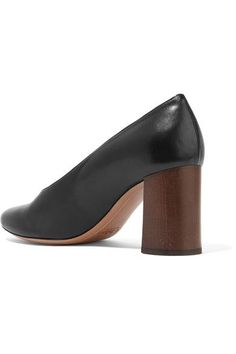 Chloé - Leather Pumps - Black