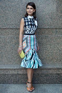 Style crush: Miroslava Duma