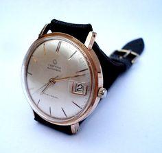 06685465c25f Vintage Reloj Suizo CERTINA Blue Ribbon Automatico por shopvintage1 Reloj  Suizo