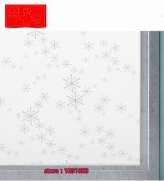 Снежинка матовый анти статические пленки для стекла для гостиной спальня балкон окна непрозрачной солнцезащитный крем стеклянные раздвижные двери наклейки купить на AliExpress