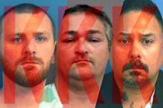 Flordia jailhouse cops arrested in KKK murder plot